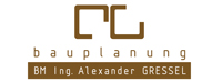 Logo Bauplanung Alexander Gressl