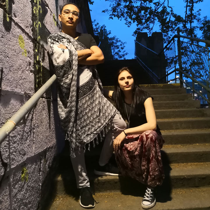 DJ Duo ALEO & Abstrakt