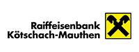 Logo Raiffeisenbank Kötschach Mauthen